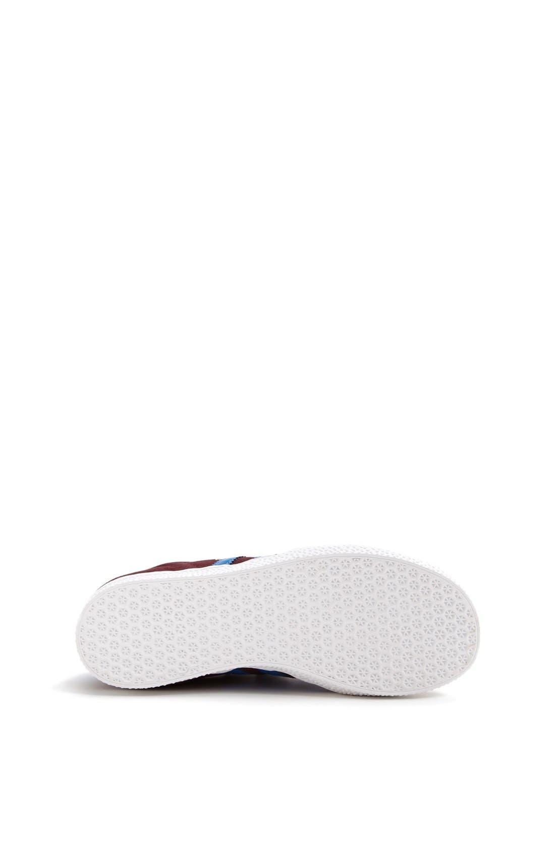 Alternate Image 4  - adidas 'Gazelle 2' Sneaker (Toddler & Little Kid)