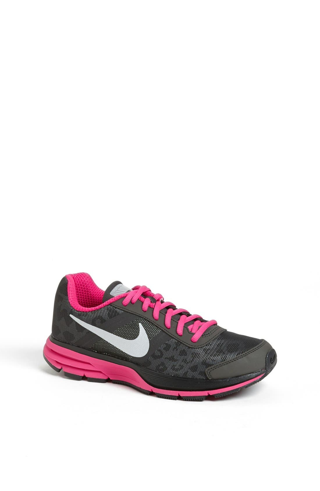 Alternate Image 1 Selected - Nike 'Air Pegasus+ 30 Shield' Running Shoe (Little Kid & Big Kid)