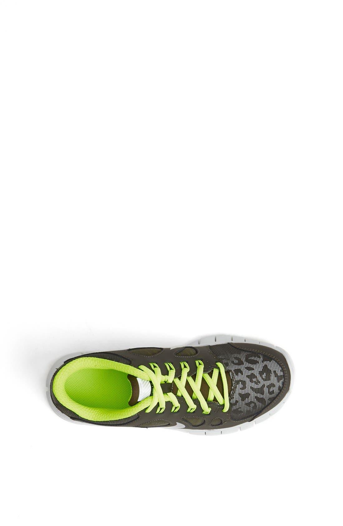 Alternate Image 3  - Nike 'Free 5.0 Shield' Running Shoe (Big Kid)