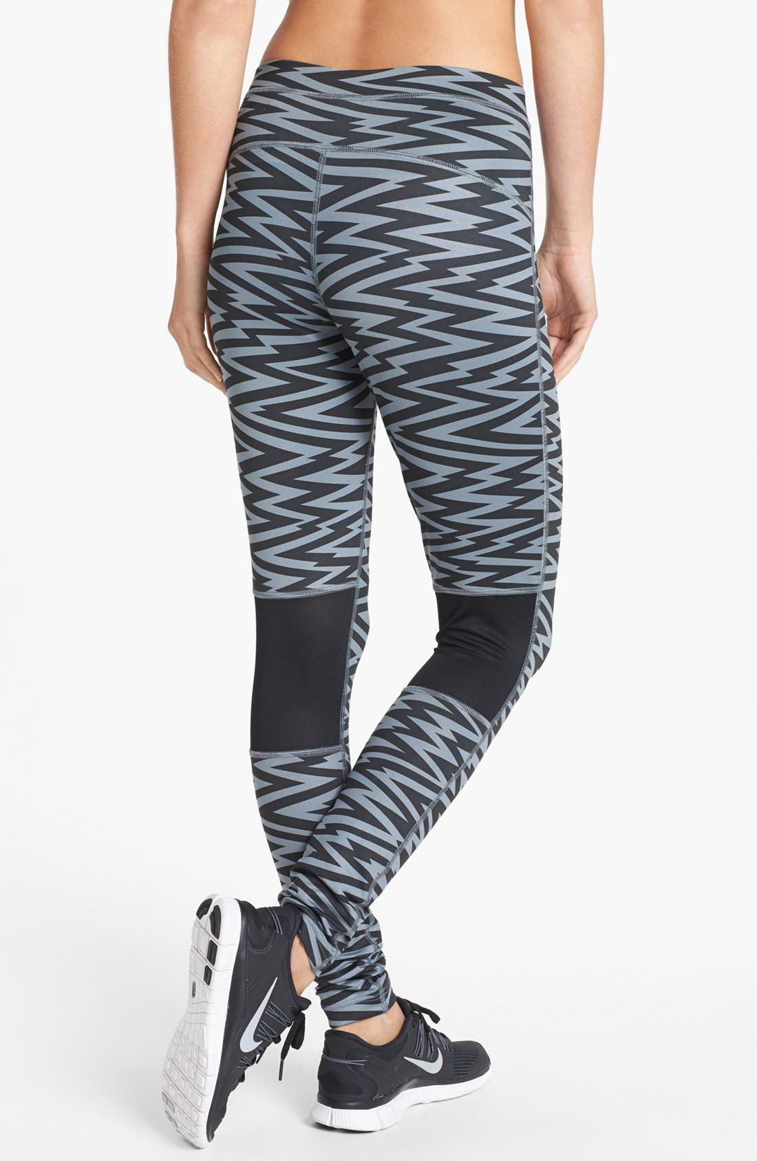 Alternate Image 2  - Nike 'Amplify' Print Leggings