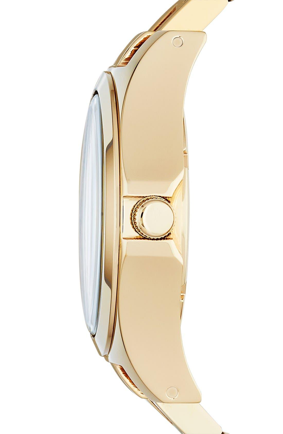 Alternate Image 2  - MARC BY MARC JACOBS 'Henry Glossy Pop' Bracelet Watch, 37mm