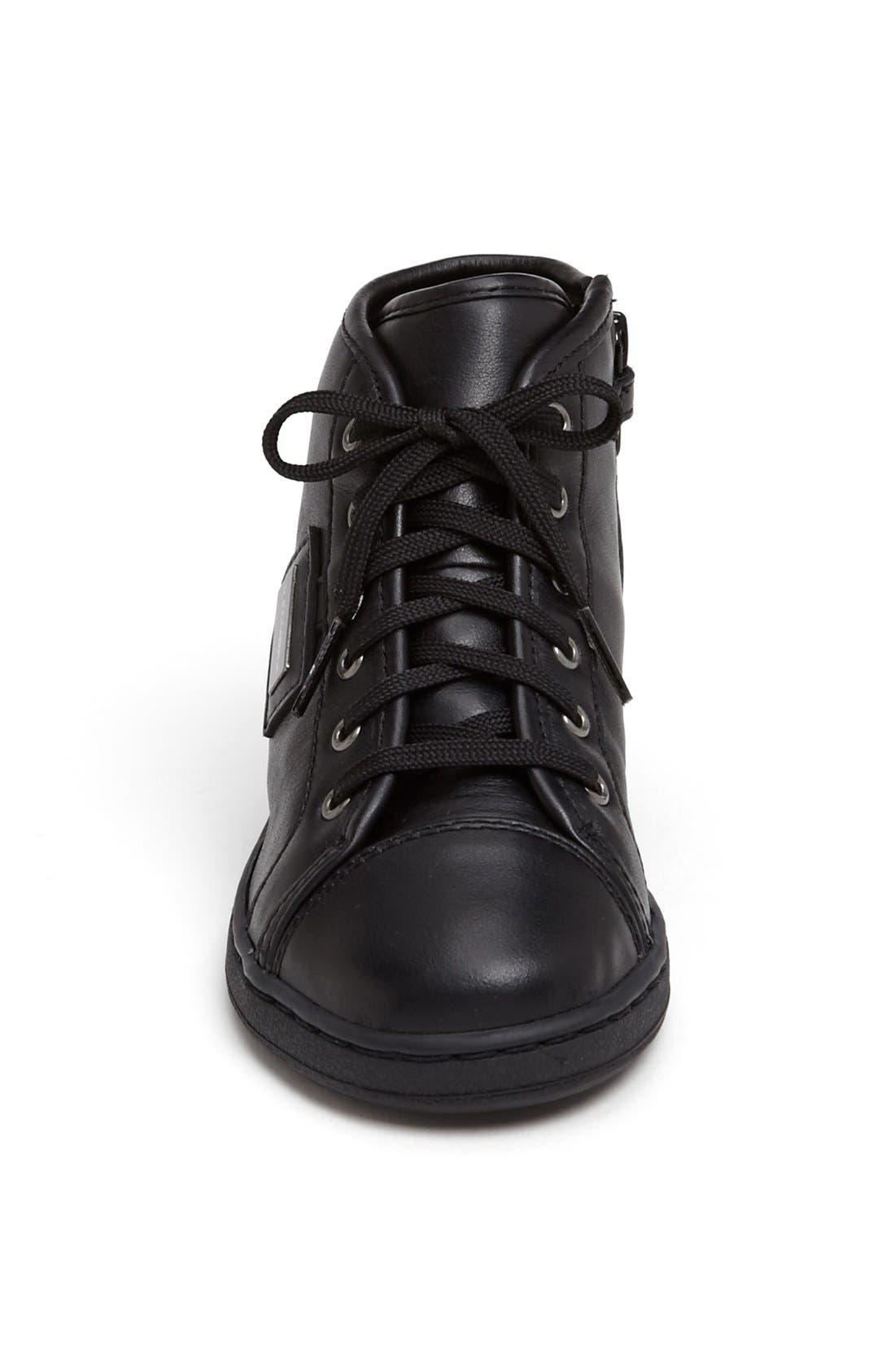 Alternate Image 3  - Dolce&Gabbana High Top Sneaker (Toddler & Little Kid)