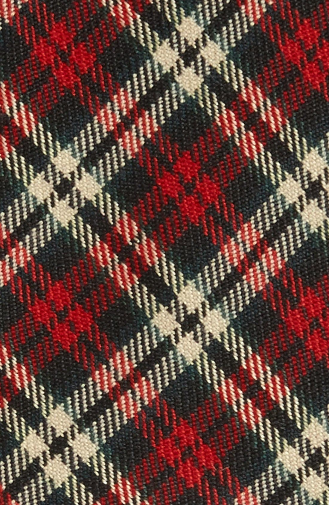 Alternate Image 2  - Topman Plaid Tie