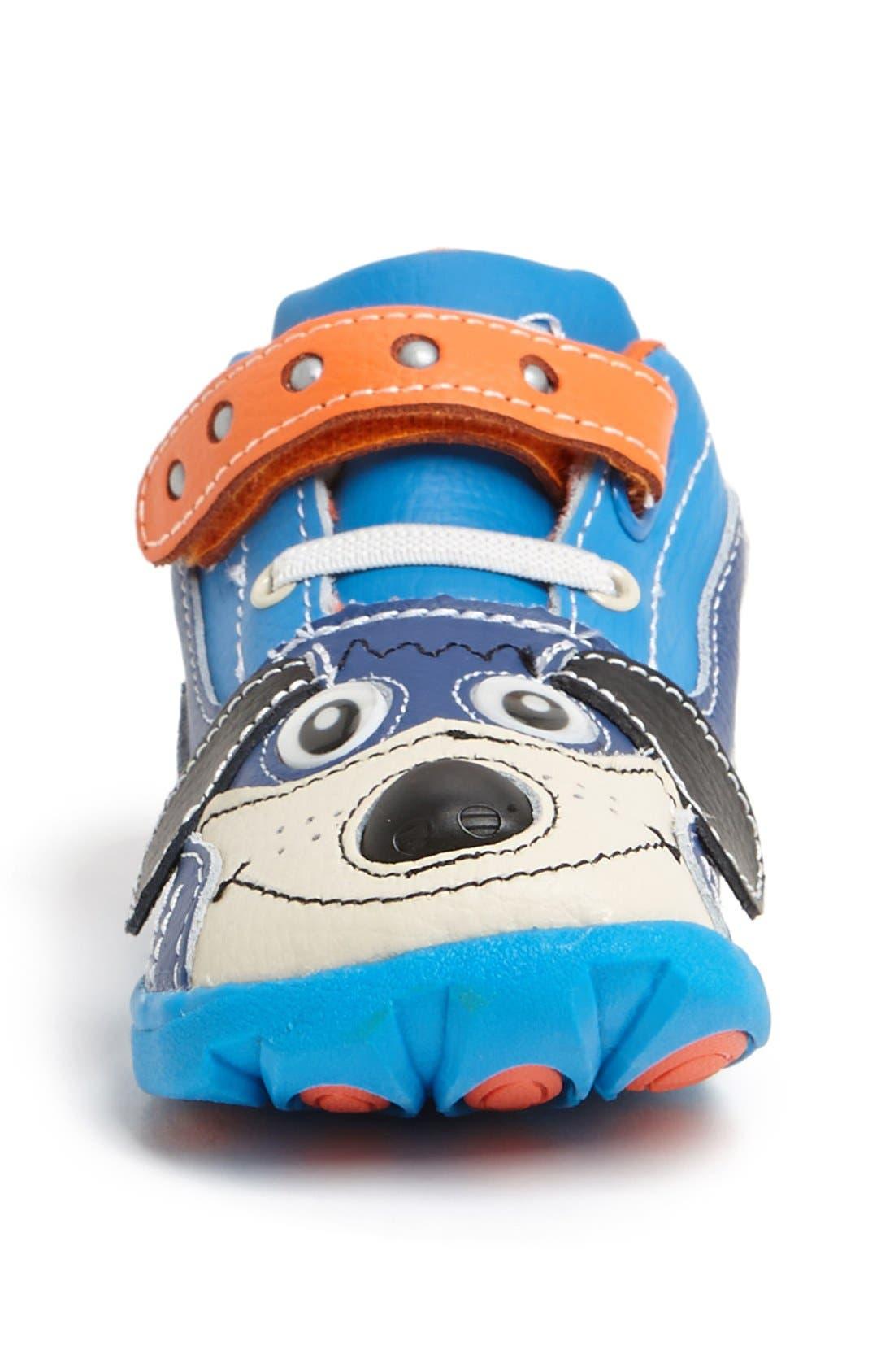 Alternate Image 3  - Zooligans™ 'Sparky the Puppy' Sneaker (Baby, Walker, Toddler & Little Kid)