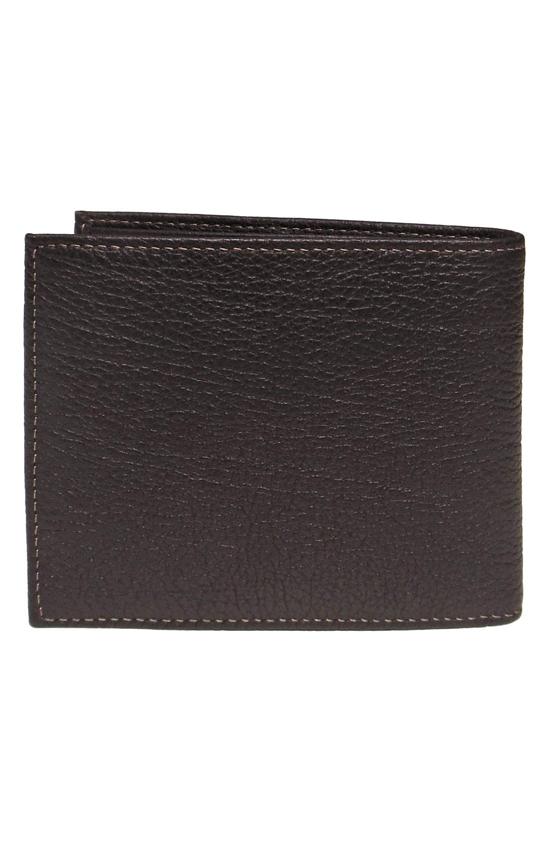 Alternate Image 3  - Boconi Leather Wallet