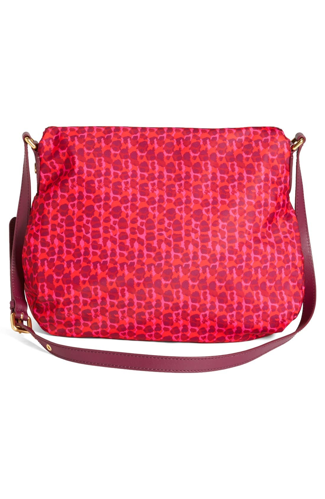 Alternate Image 4  - MARC BY MARC JACOBS 'Preppy Nylon - Printed Sasha' Crossbody Bag