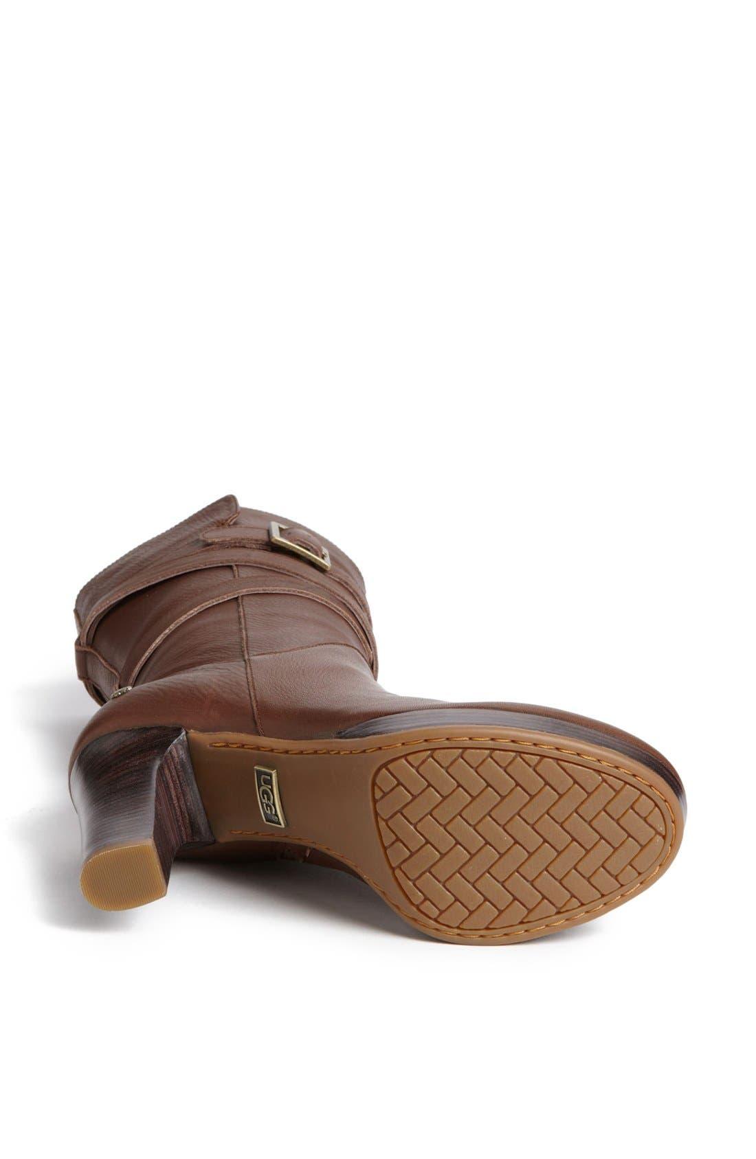 Alternate Image 4  - UGG® Australia 'Jardin' Boot (Women)