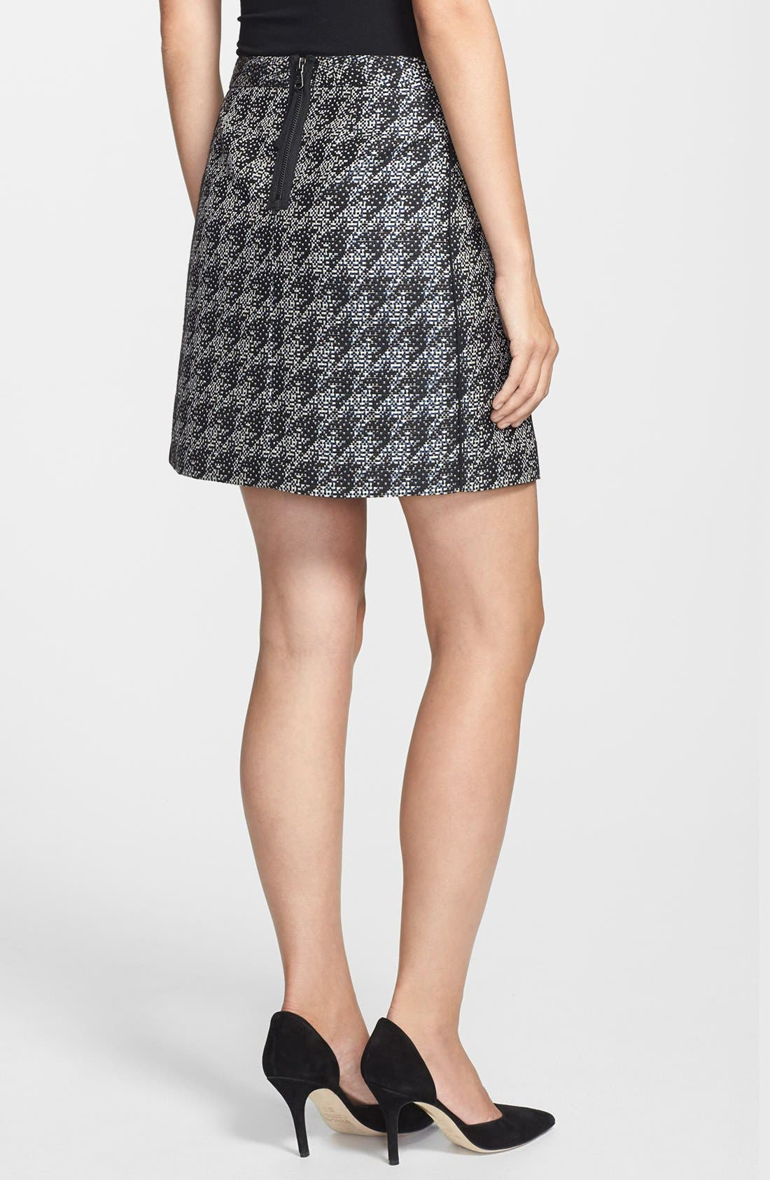 Alternate Image 2  - MARC BY MARC JACOBS 'Terence' Jacquard Skirt