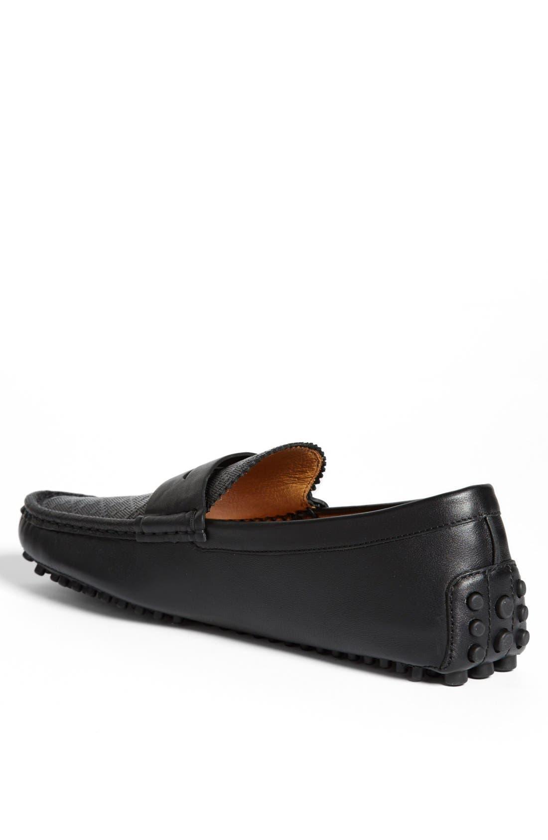 Alternate Image 2  - Gucci 'Damo' Diamante Driving Shoe