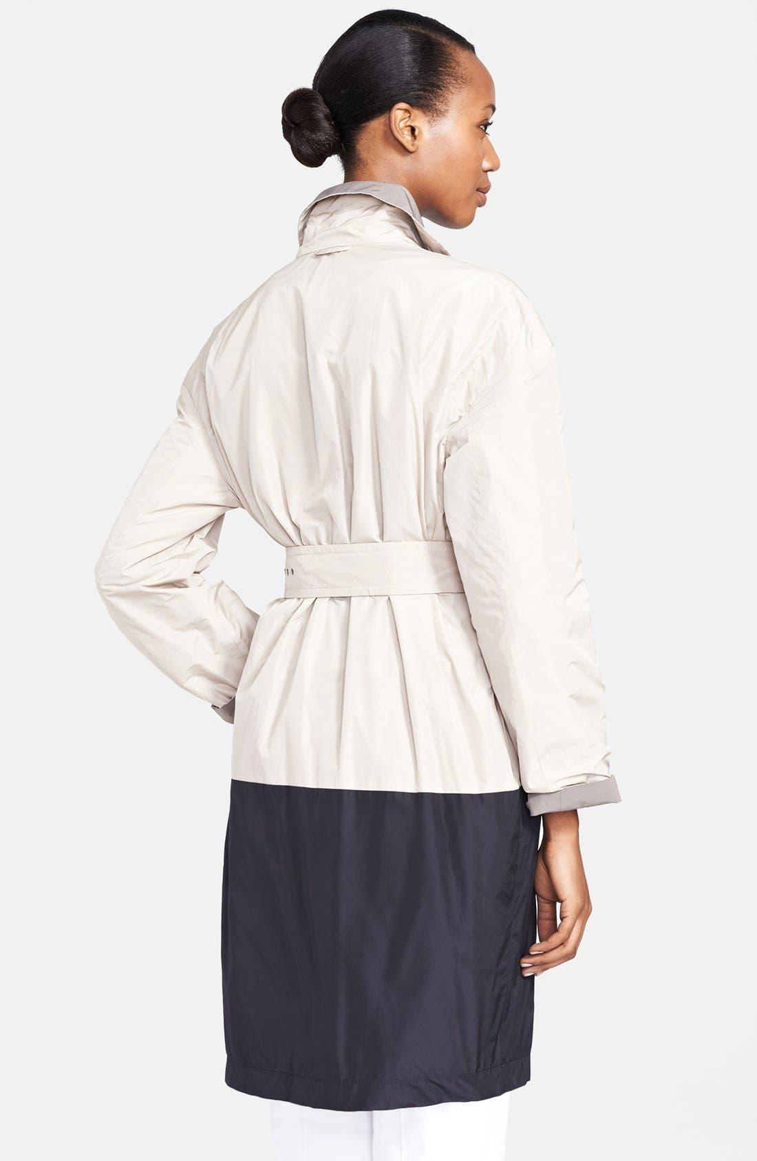 Alternate Image 2  - Max Mara 'Zemira' Belted Trench Coat