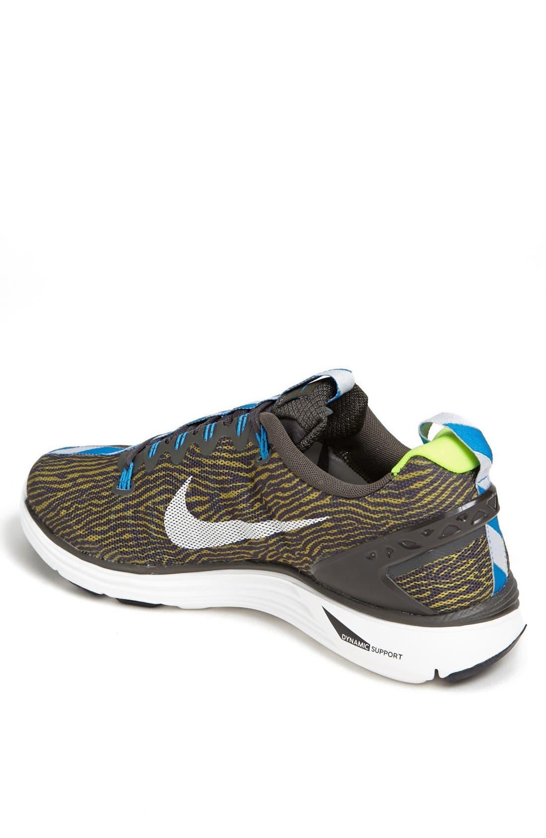 Alternate Image 2  - Nike 'LunarGlide+ 5 EXT Premium' Training Shoe