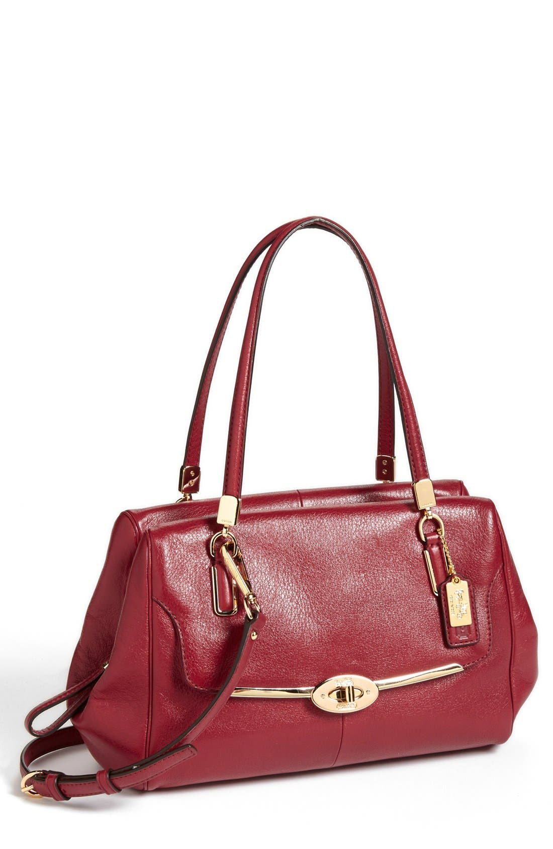 Main Image - COACH 'Madison' Leather Crossbody Bag