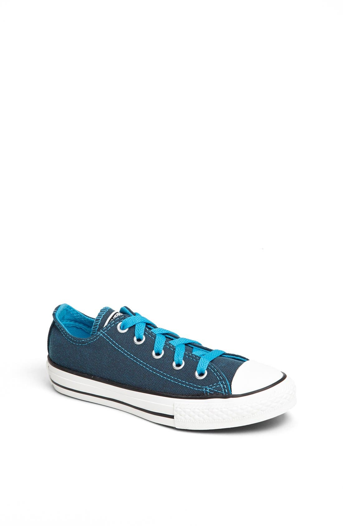 Alternate Image 1 Selected - Converse Chuck Taylor® All Star® Low Top Sneaker (Toddler & Little Kid)