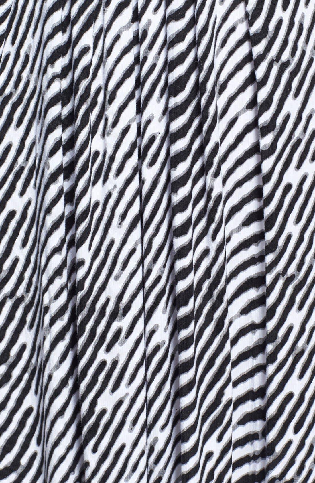 Alternate Image 3  - Tart 'Adrianna' Print Jersey Maxi Dress