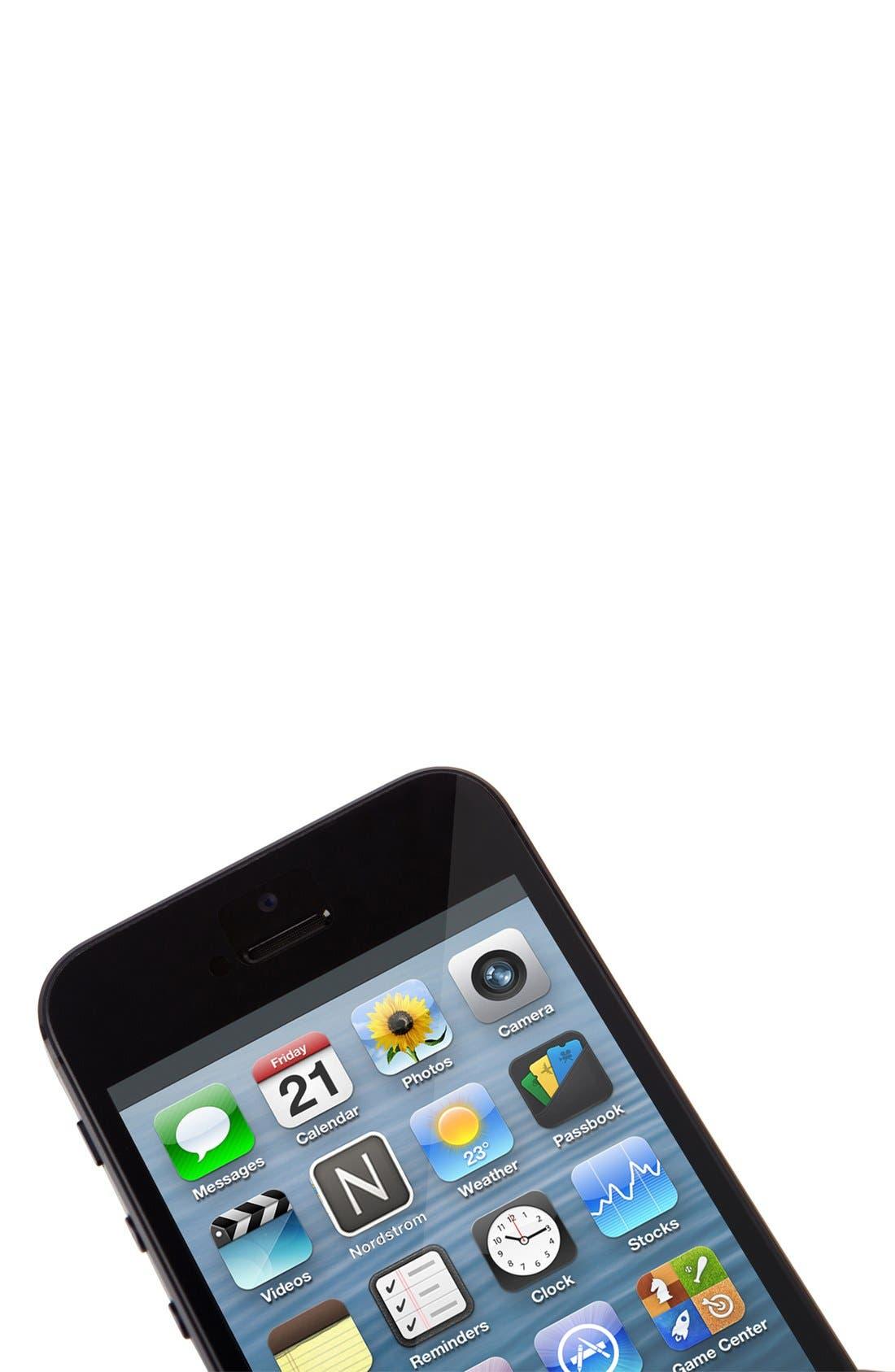 Alternate Image 3  - Moshi 'iVisor' iPhone 5 & 5s Screen Protector