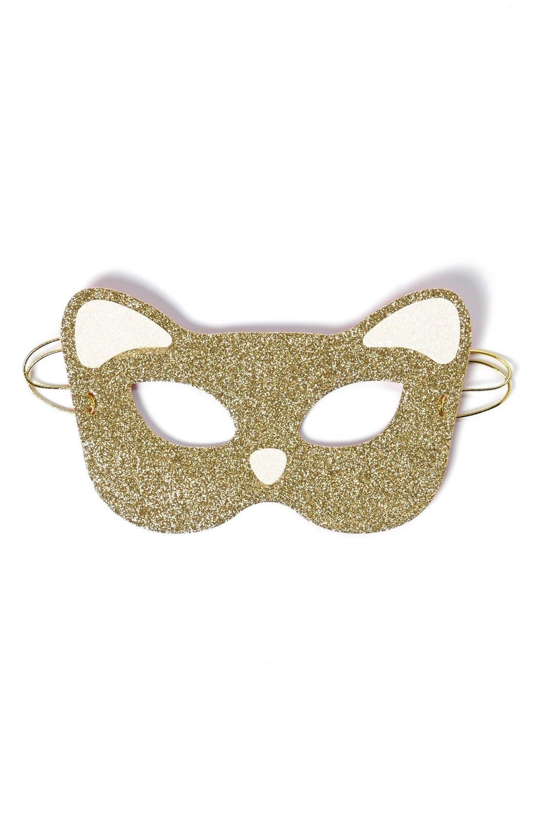 Alternate Image 1 Selected - kate spade new york cat mask