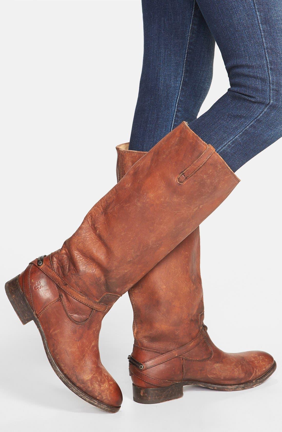 Alternate Image 2  - Frye 'Lindsay Plate' Boot