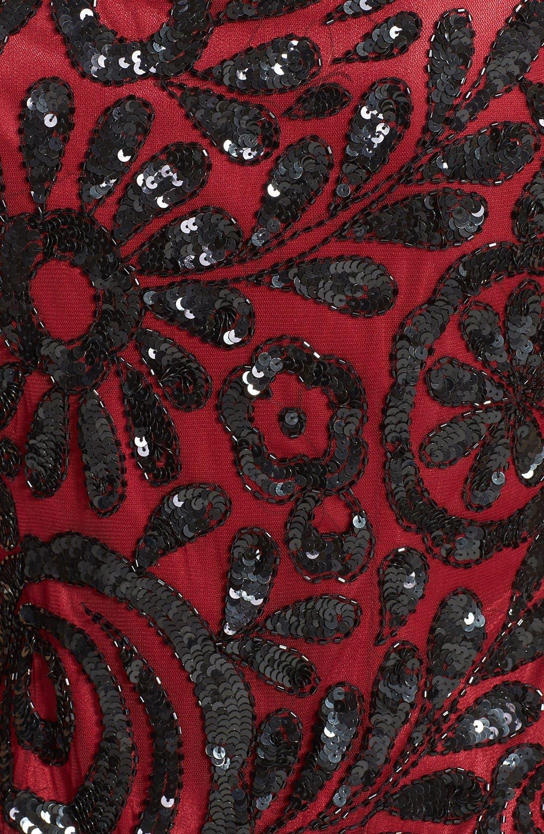Alternate Image 3  - Pisarro Nights Sequin Sheath Dress