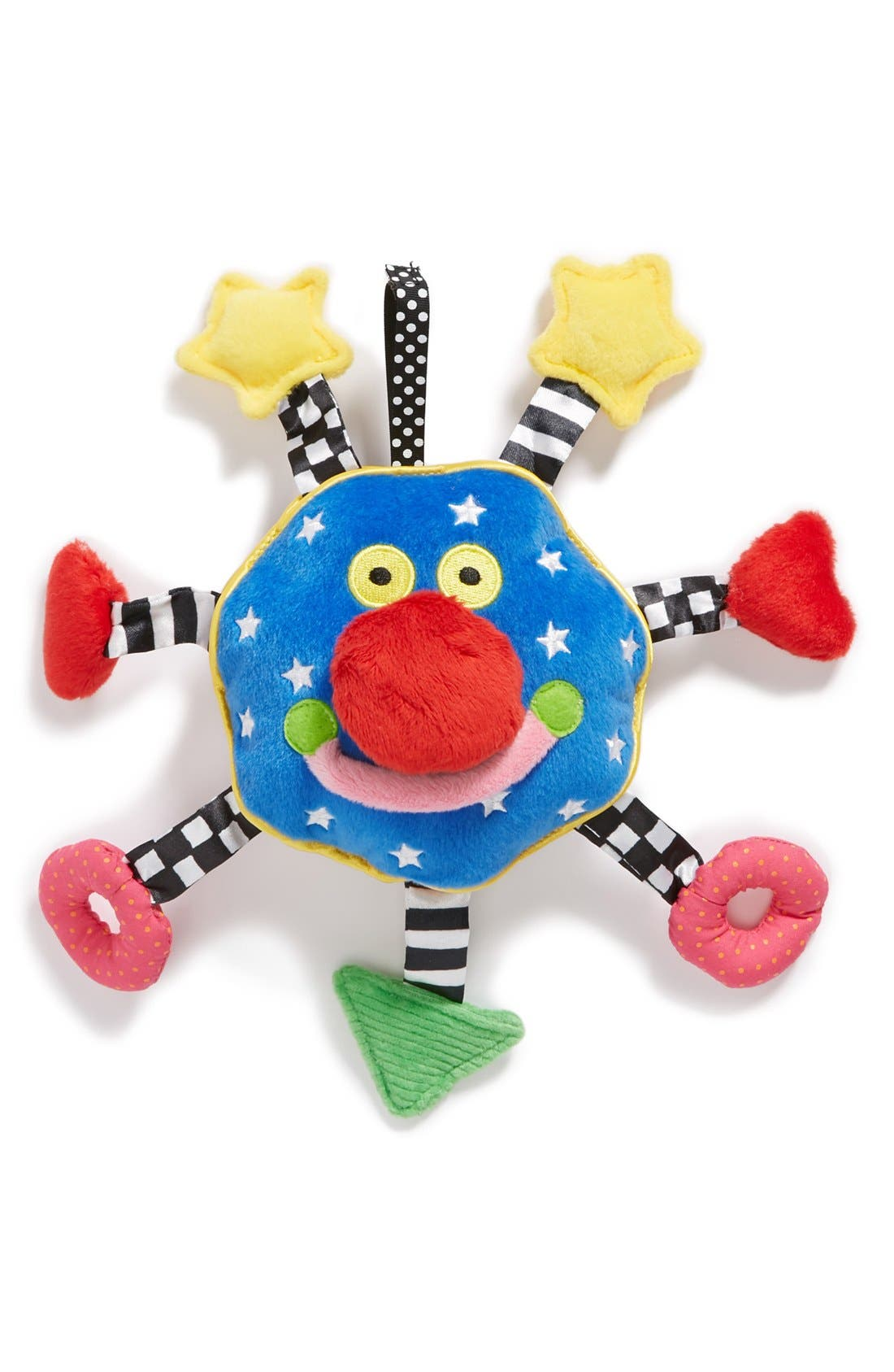 Alternate Image 1 Selected - Manhattan Toy 'Baby Whoozit™' Stuffed Activity Toy (Baby)