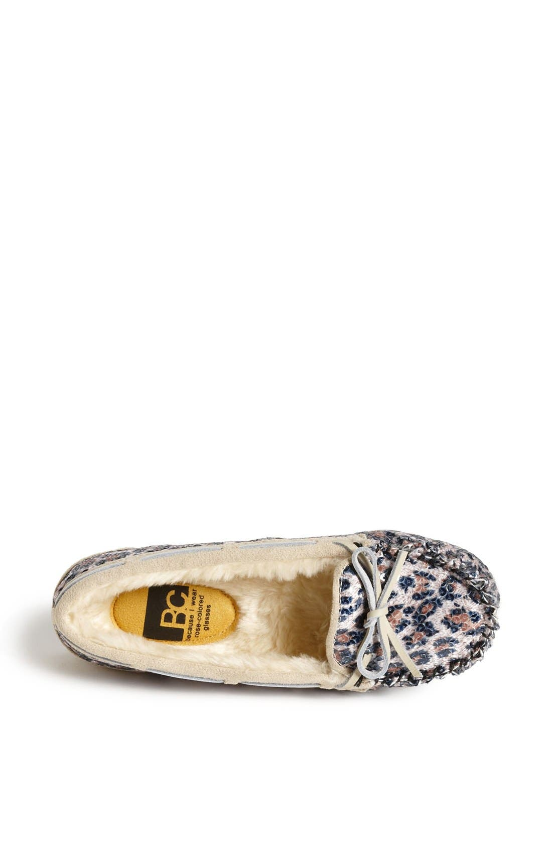 Alternate Image 3  - BC Footwear 'All Decked Out' Slipper