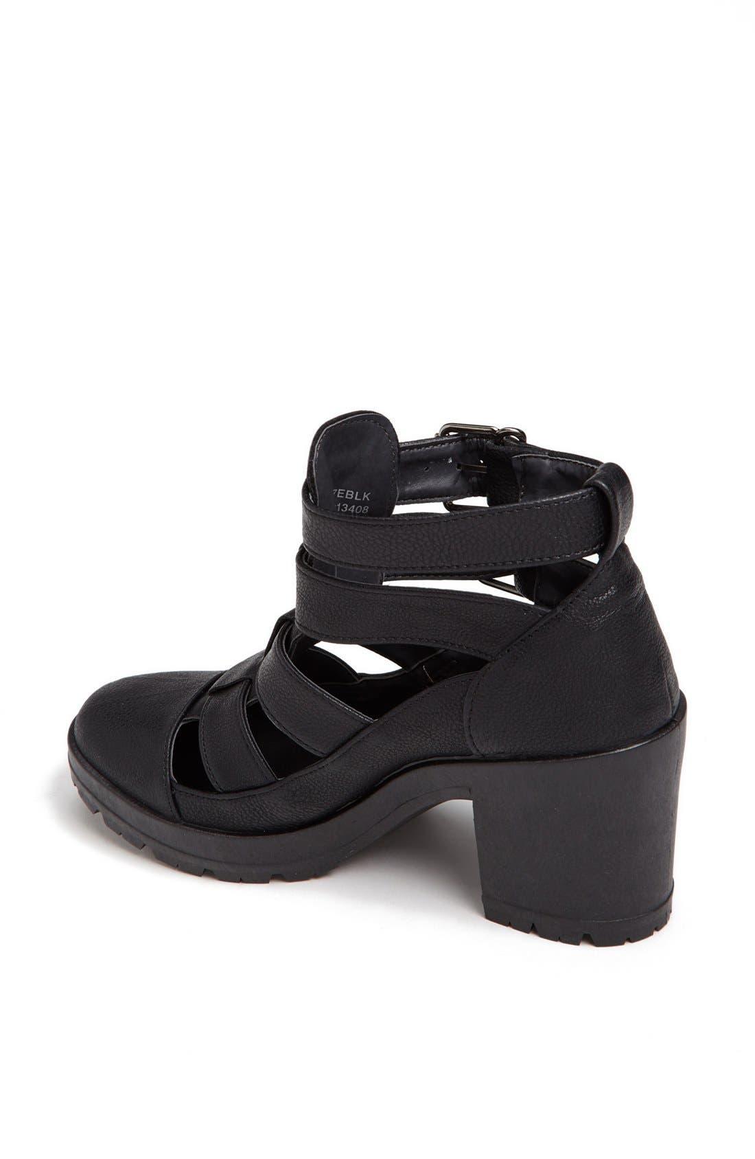 Alternate Image 2  - Topshop 'Mega' Ankle Boot