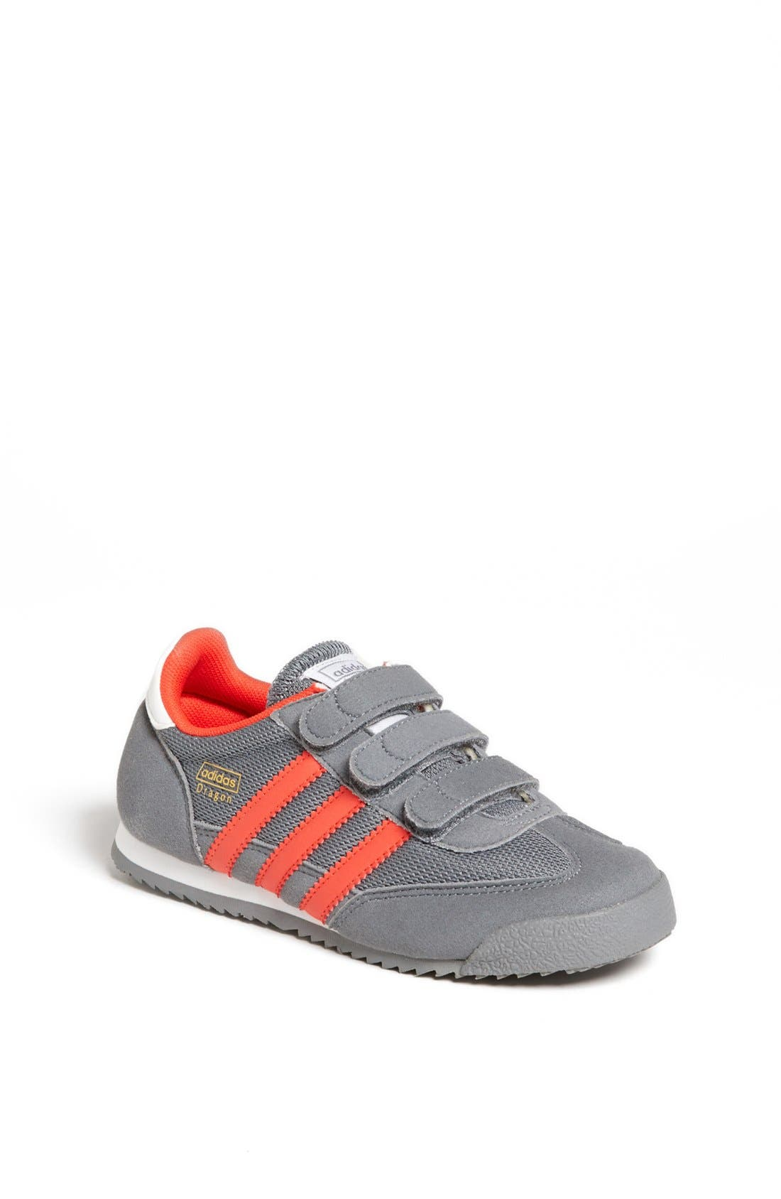 Alternate Image 1 Selected - adidas 'Dragon' Sneaker (Toddler & Little Kid)