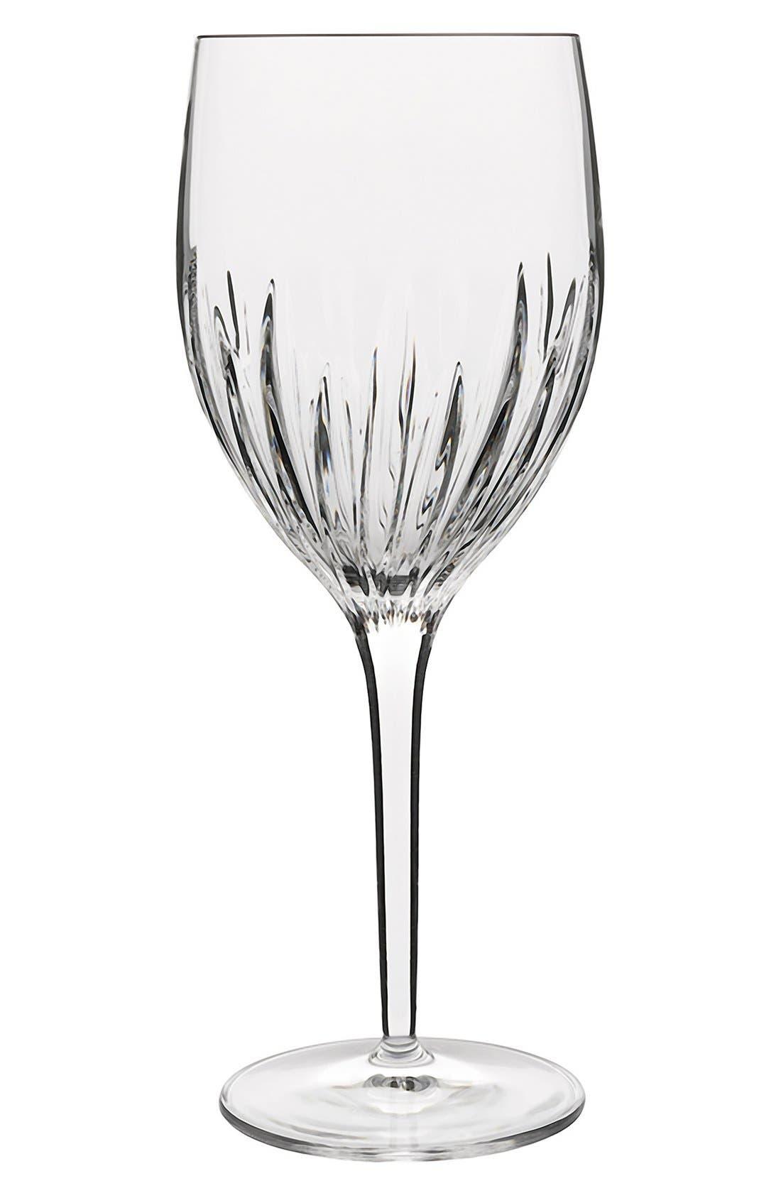 Luigi Bormioli 'Incanto' Wine Goblets (Set of 4)
