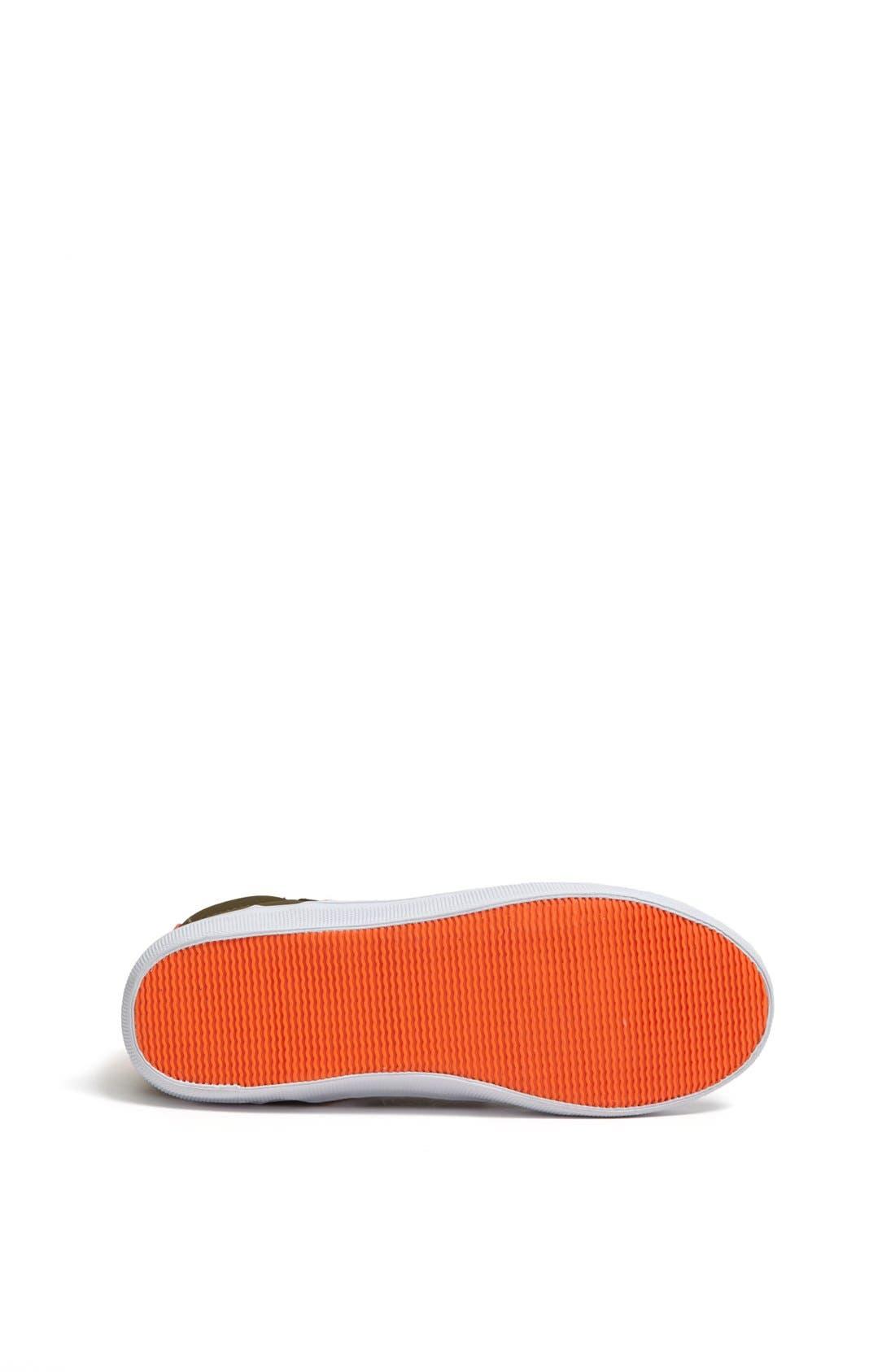 Alternate Image 4  - Lacoste 'Fairlead' High Top Sneaker (Toddler, Little Kid & Big Kid)