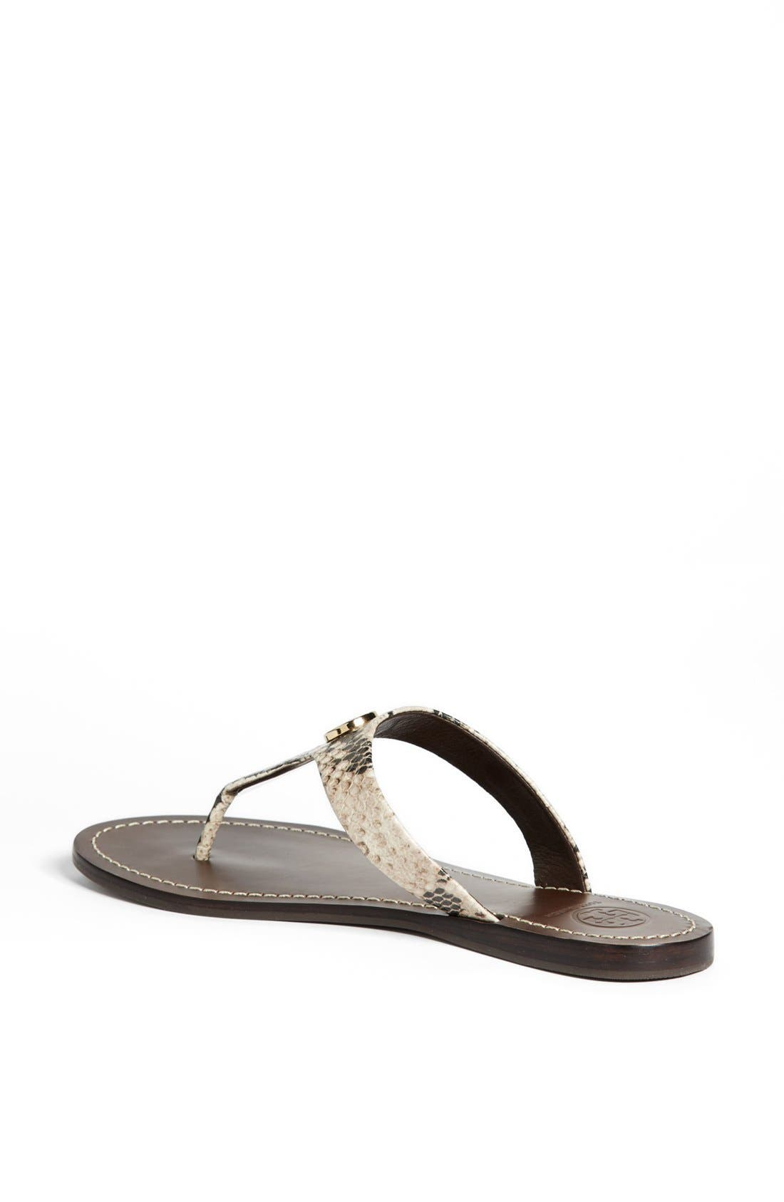 Alternate Image 2  - Tory Burch 'Cameron' Thong Sandal