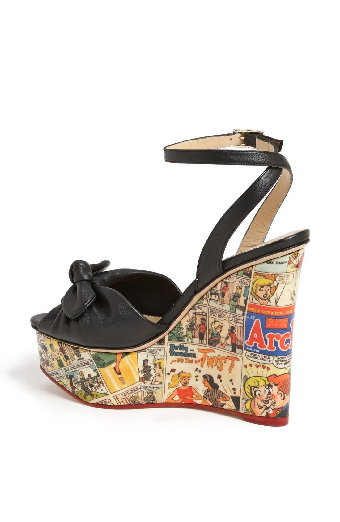 Alternate Image 2  - Charlotte Olympia 'Archie' Wedge Sandal (Nordstrom Exclusive)