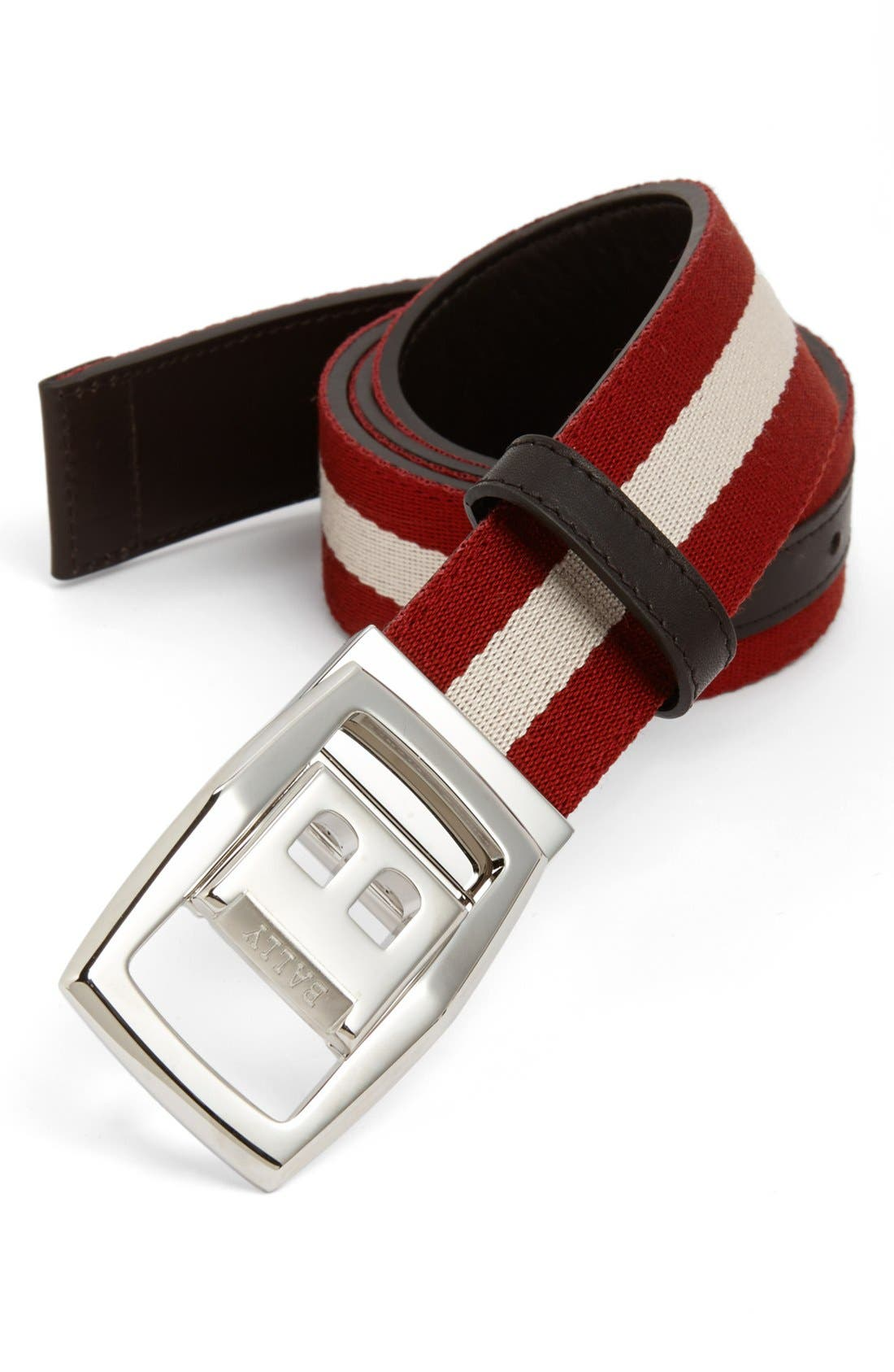 Alternate Image 1 Selected - Bally Reversible Belt