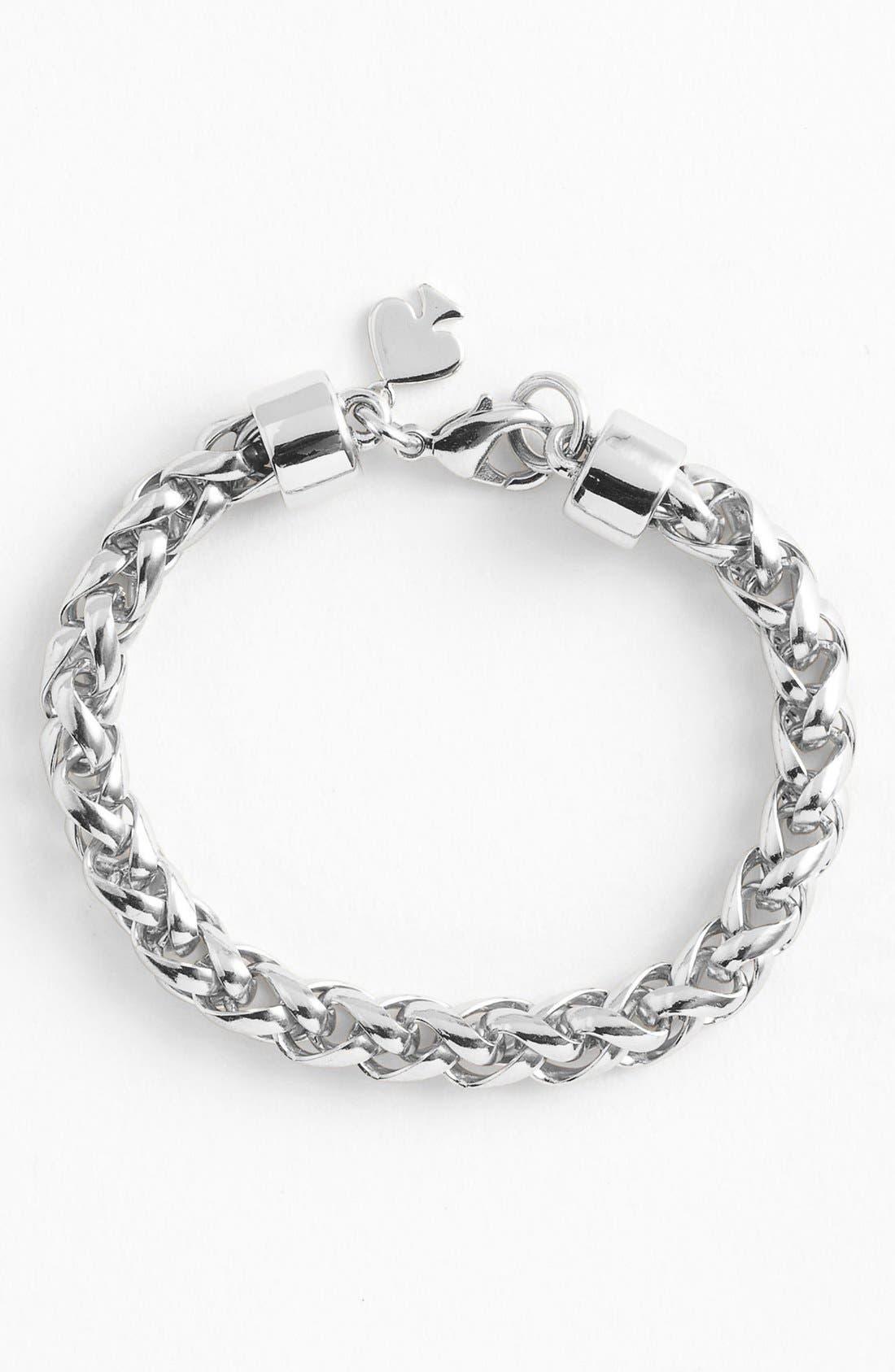 Alternate Image 1 Selected - kate spade new york 'learn the ropes' link bracelet