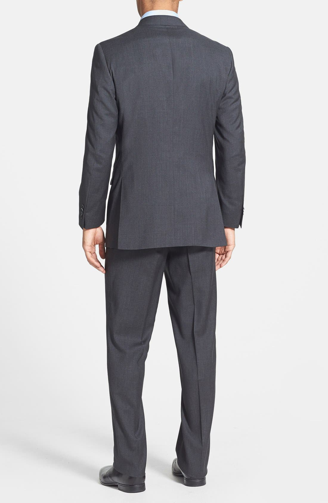 Alternate Image 2  - Peter Millar Classic Fit Wool Suit