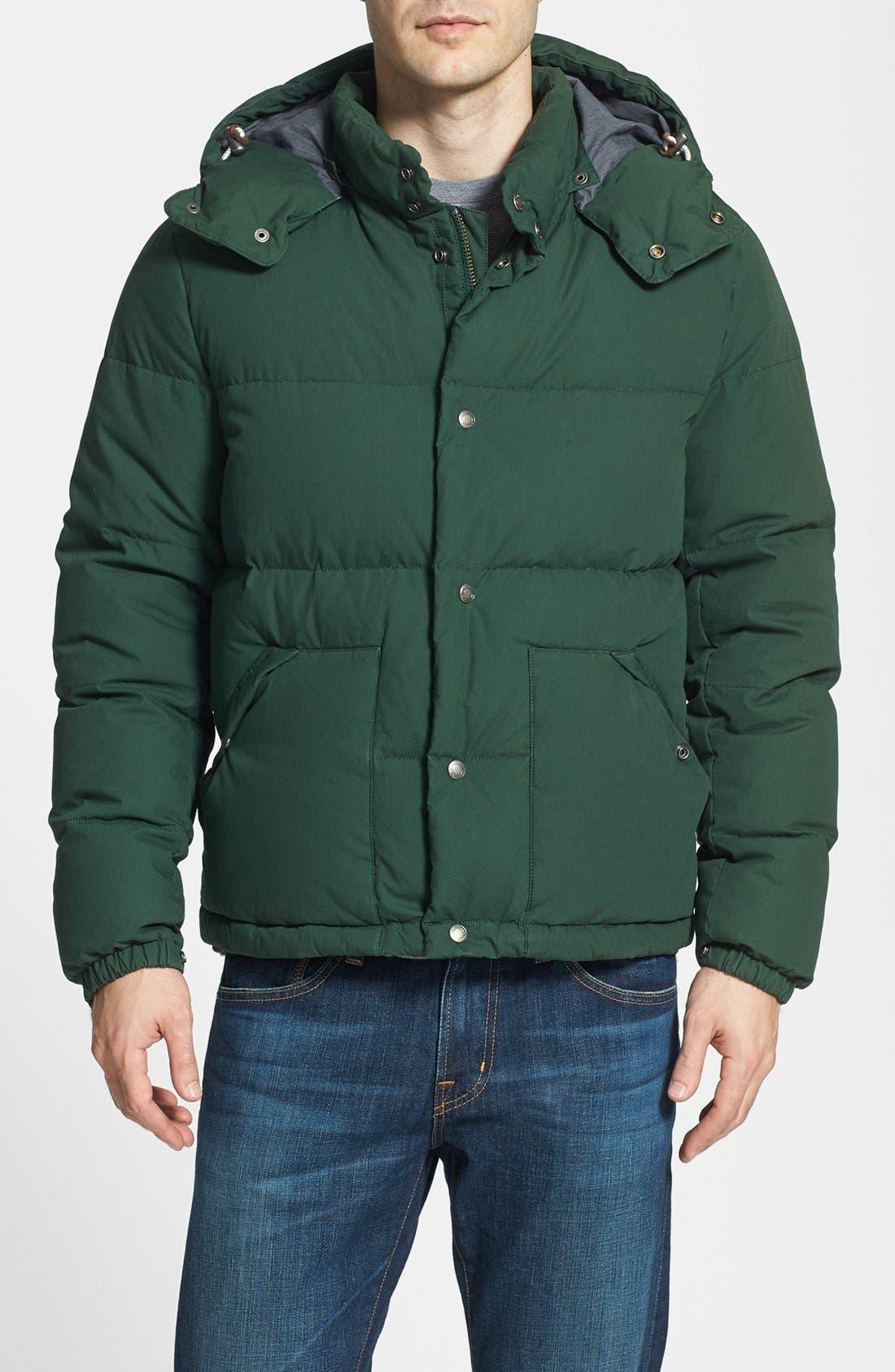 Alternate Image 1 Selected - Woolrich 'Sierra Supreme' Quilted Down Jacket