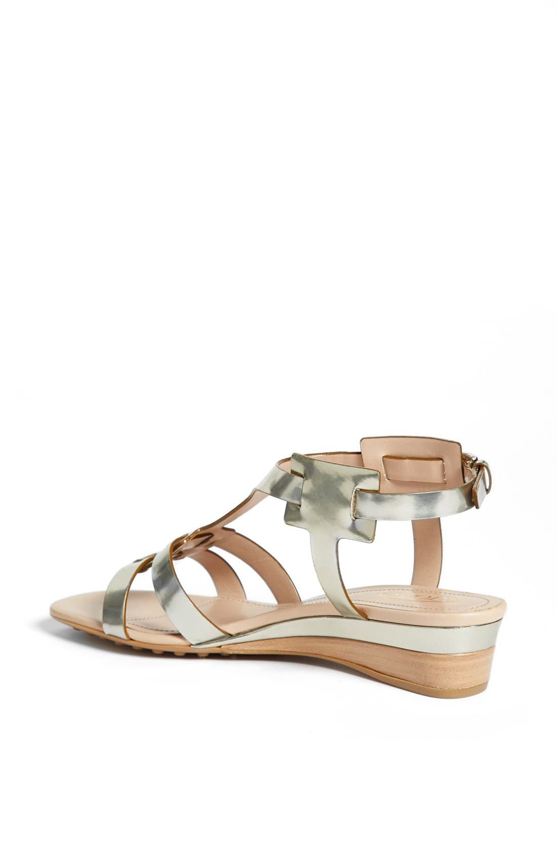 Alternate Image 2  - Tod's 'Zeppa' Wedge Sandal
