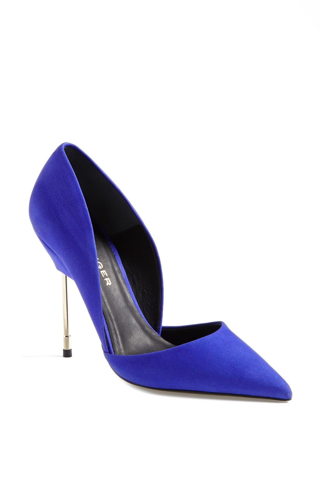Alternate Image 1 Selected - Kurt Geiger London 'Bond' Suede d'Orsay Pump