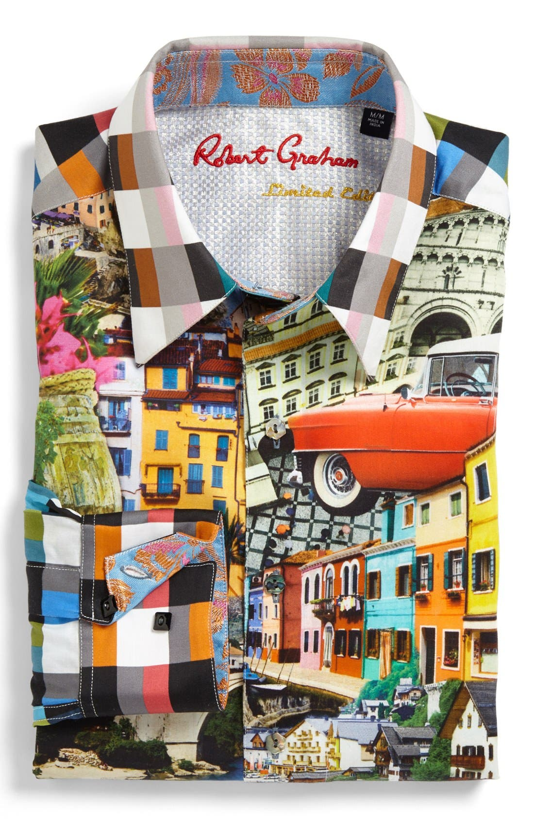 Alternate Image 2  - Robert Graham 'Sughrue' Classic Fit Sport Shirt (Limited Edition)