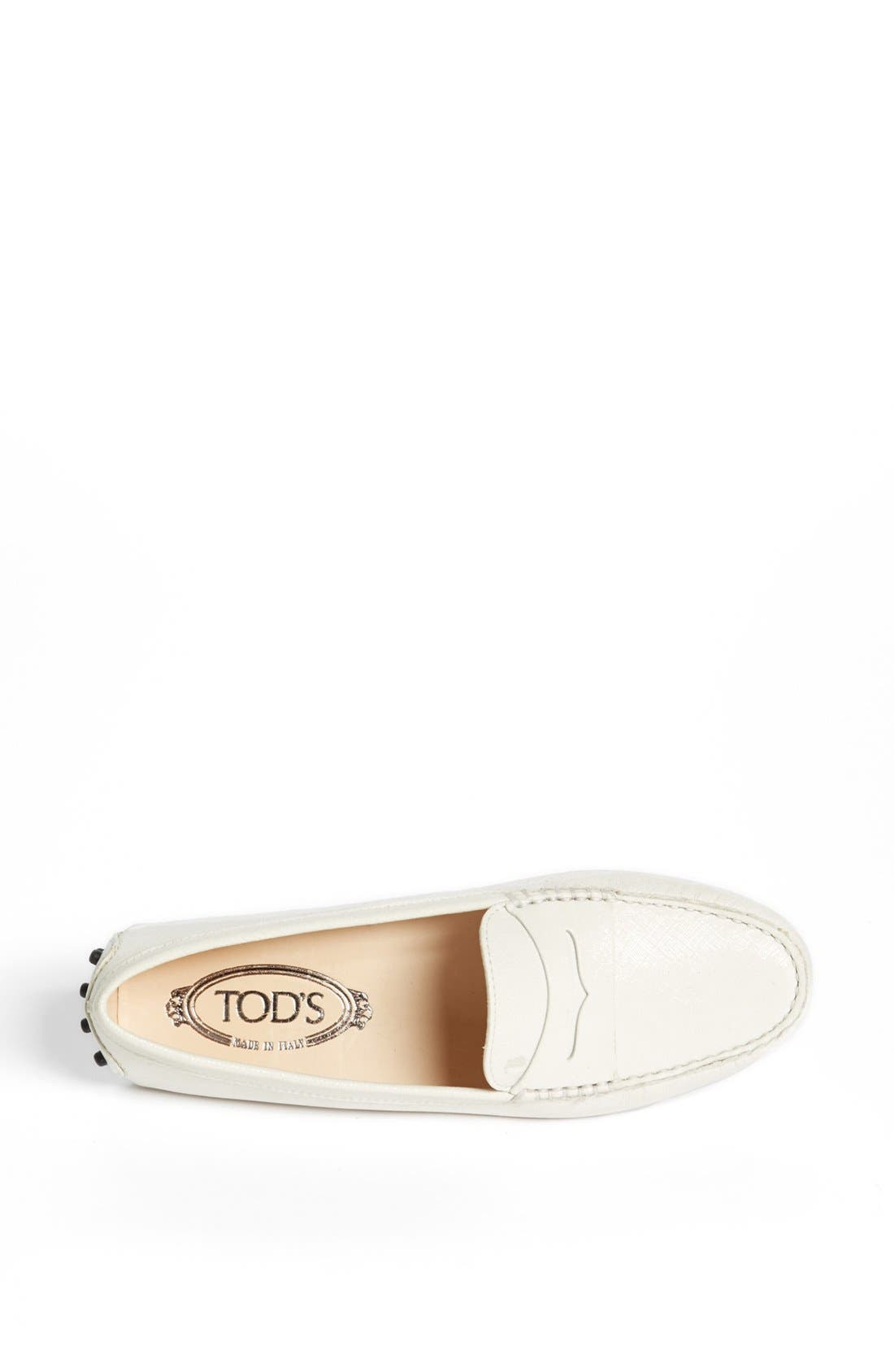 Alternate Image 3  - Tod's 'Gommini' Leather Moccasin