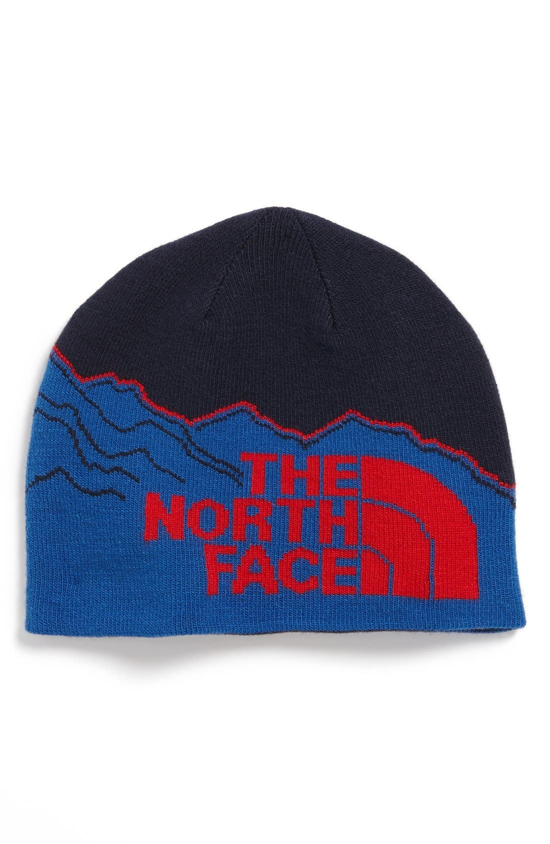 Alternate Image 1 Selected - The North Face 'Corefire' Reversible Beanie (Boys)