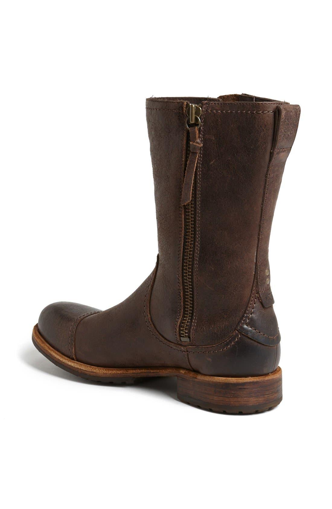 Alternate Image 2  - UGG® Australia 'Kern' Zip Boot