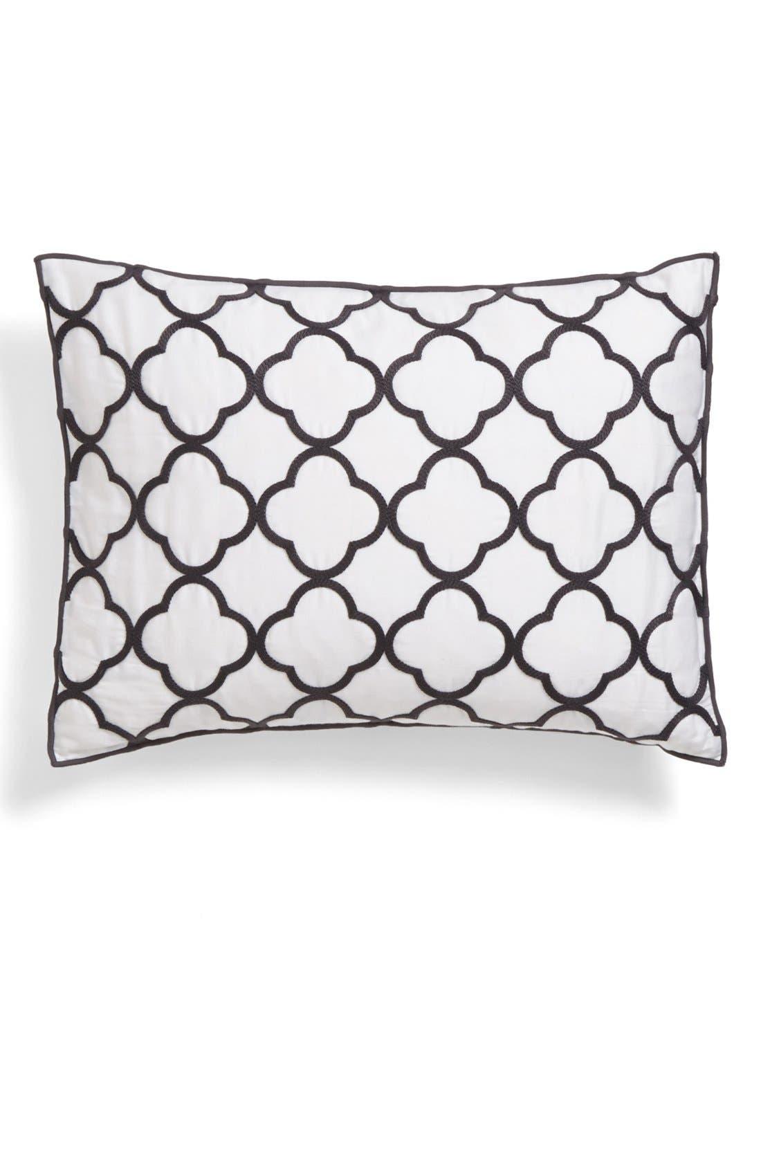 Alternate Image 1 Selected - Vera Wang 'Pompom' Pillow