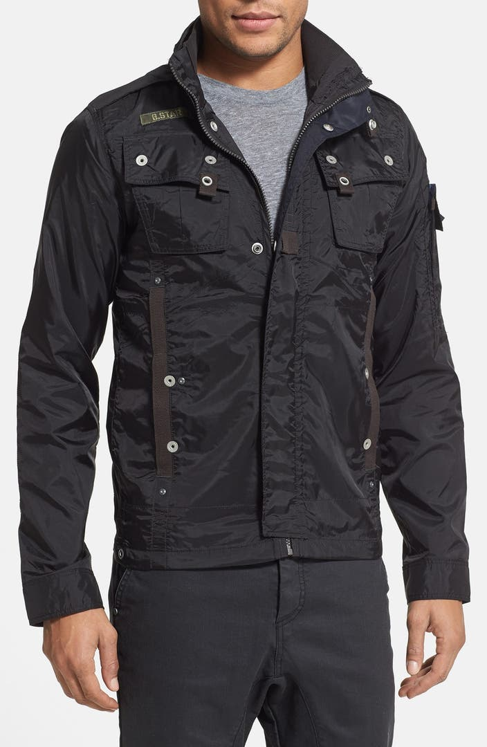 g star raw 39 recolite 39 lightweight military jacket nordstrom. Black Bedroom Furniture Sets. Home Design Ideas