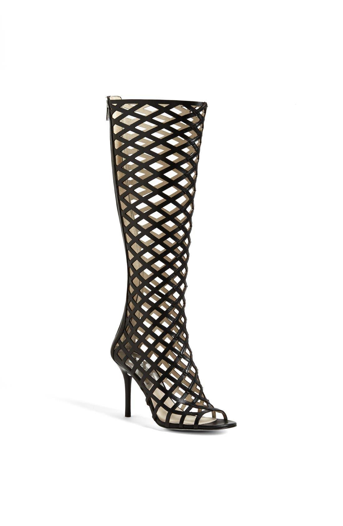 Main Image - MICHAEL Michael Kors 'Larissa' Leather Boot