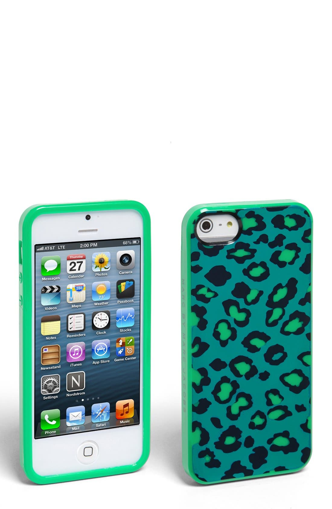 Alternate Image 1 Selected - MARC BY MARC JACOBS 'Sasha' iPhone 5 & 5s Case