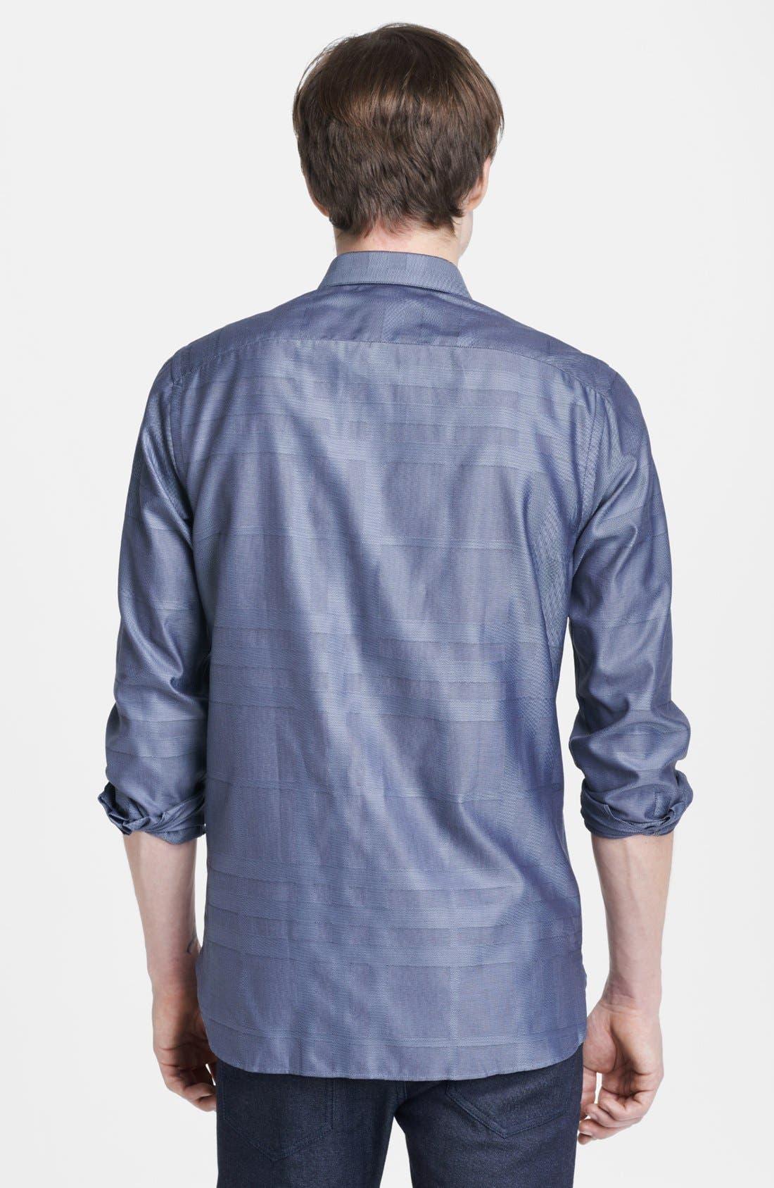 Alternate Image 3  - Burberry London 'Halesforth' Modern Fit Dress Shirt