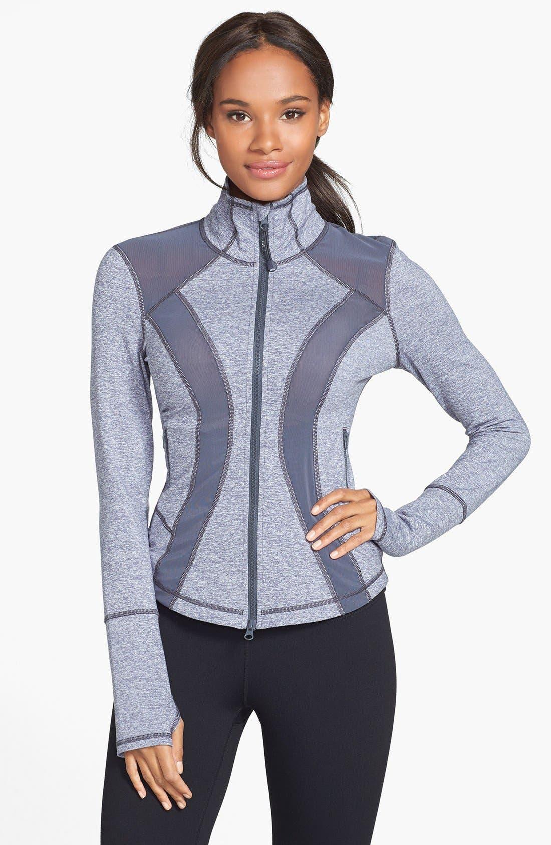 Main Image - Zella 'Halo - Mélange' Jacket