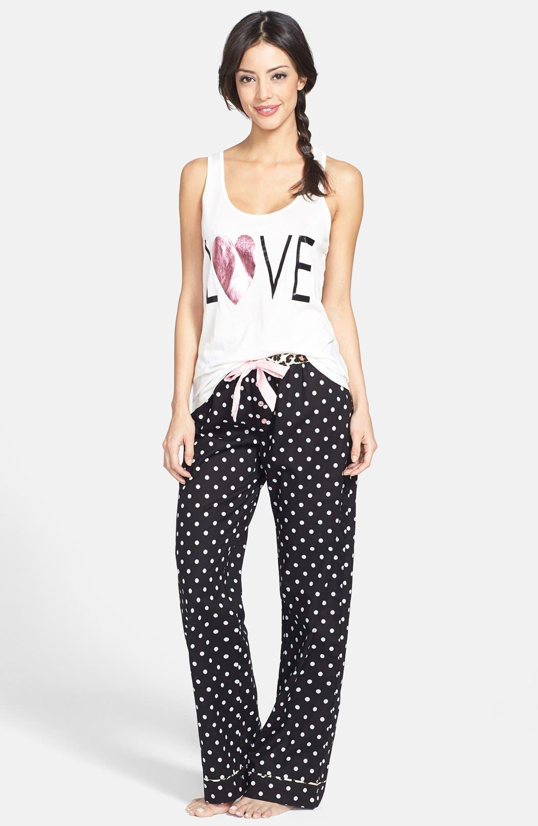 Alternate Image 3  - PJ Salvage 'Love' Pants