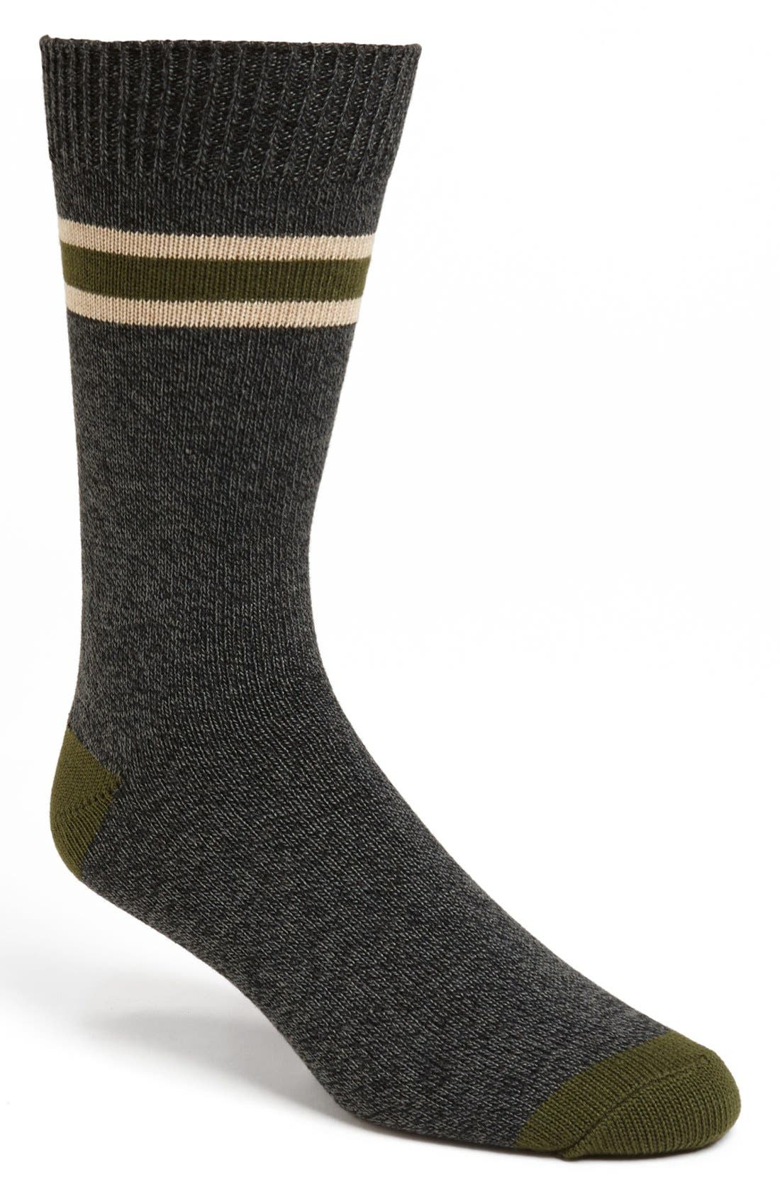 Alternate Image 1 Selected - Tretorn Multi Stripe Knit Socks