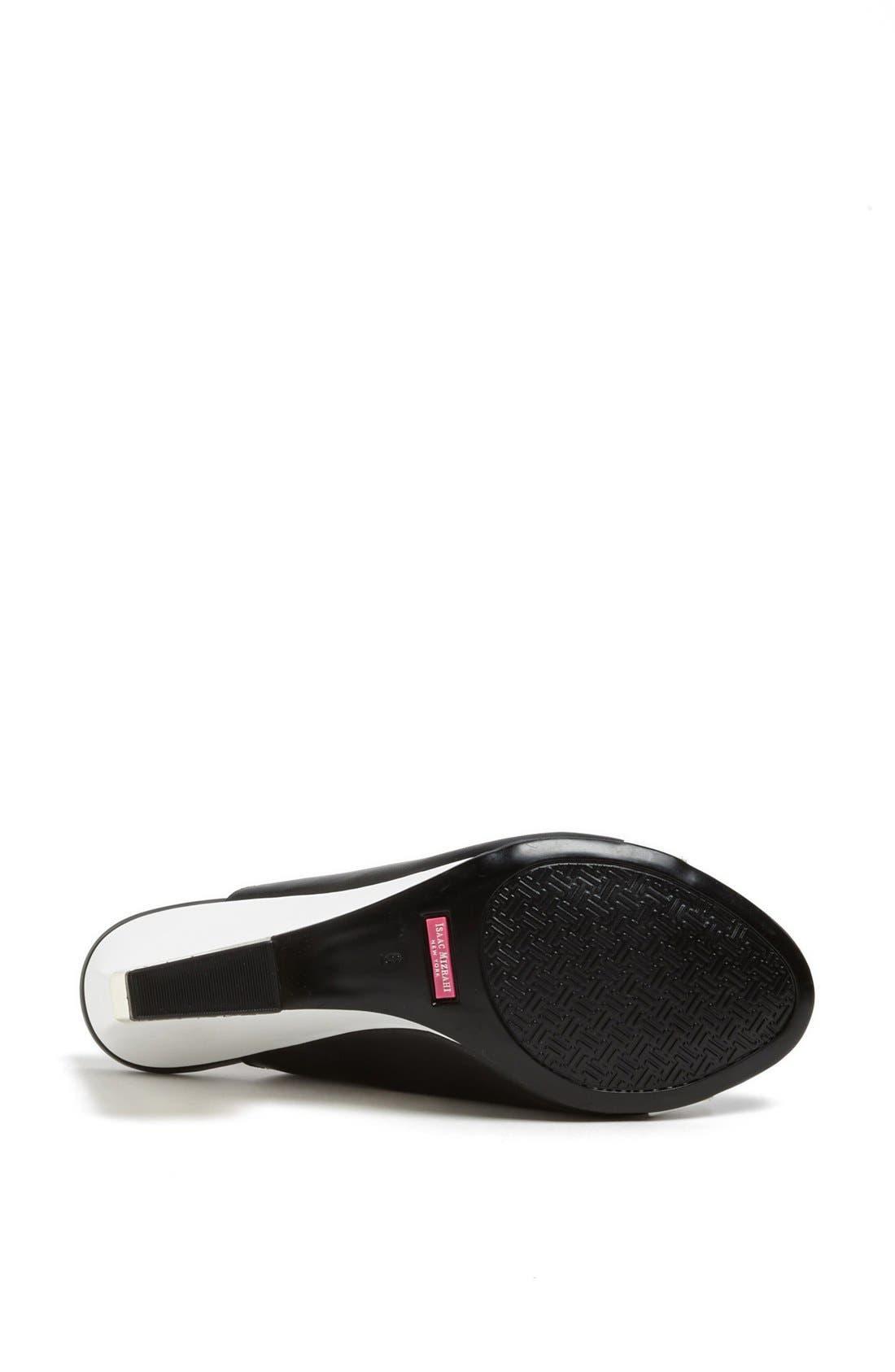 Alternate Image 4  - Isaac Mizrahi New York 'Bolt' Sandal (Online Only)