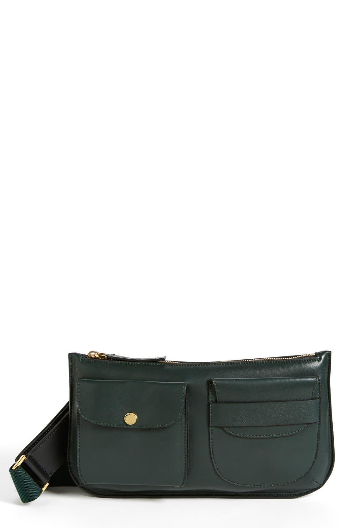 Main Image - Marni Leather Belt Bag